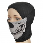 Cool Breathable Skull Head Headgear Mask