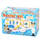 Education Medical Kit Doctor Nurse Role Play Set Creative toy (8-Piece Pack)