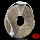 Waterproof 24W 300 x 3528SMD LED Red Light Strip (DC 220V / 5M)