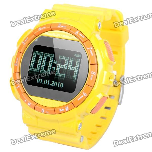 GD920 GSM Touch Watch Phone w/1.3