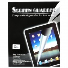 Protective Clear Screen Protector Guard Film with Cleaning Cloth for the New iPad