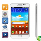 "Samsung Galaxy Note i9220 / N7000 Android 2.3 WCDMA Smart-Phone w / 5,3 ""Kapazitiv / GPS - Weiß (16GB)"