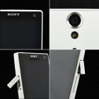 "Sony Xperia S LT26i WCDMA Android 4.0 Smart Phone w/4.3"" Capacitive, 12 MP Camera and GPS - White"