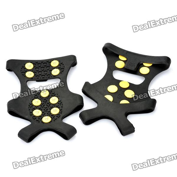 Outdoor Ice Climbing / Mountaineering Shoes Crampons (Size-S / Pair)