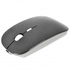 2.4GHz Rechargeable Laser Wireless Optical Mouse with USB Receiver - Black (1 x BL-6P 830mAh 3.7V)