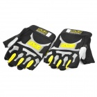 Outdoor Mechanix Wear M-Pact Tactical Gloves - Black + Grey (XL-Size/Pair)
