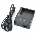 Camera Battery Charger for Canon EOS 550D / 600D (100~240V / 2-Flat-Pin Plug)