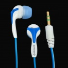 SONGQU SQ-118AMP In-Ear Earphone - Blue (3.5mm Plug / 140cm-Cable)