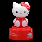 Cute Hello Kitty Style Infrared Welcome Detector (3 x AAA)