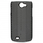 Protective PS Plastic Case for Samsung Galaxy W i8150 - Black