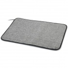 75W Electric Heating Warm Blanket for Pets - Grey (230V)