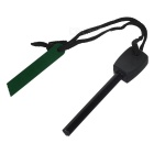 Wilderness Survival Fire Sparkle and Blade Cutter Tool