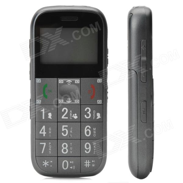 GK503 GSM Senior Citizens Cell Phone w/ 1.7