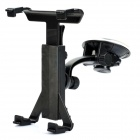 Car Windshield Swivel 360 Degrees Rotate Mount Holder for The New Ipad - Black