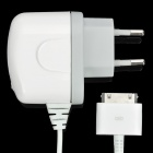 EU Plug AC Charger for The New iPad - White (100~240V)