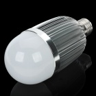 E27 12W 1140LM 6000-7000K White 12-LED Light Bulb (AC 85~265V)