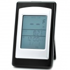 Wireless Indoor & Outdoor Pool Thermometer - Black (2 x AA + 2 x AAA)