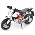1:12 Ducati Hypermotaro Model Motorcycle for Display / Collection - Red + Black + Silver + White