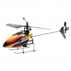 WLtoys V911 Gyro Single Radio Propeller RC Helicopter Kit - Black