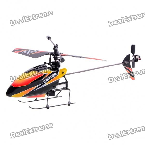 WLtoys V911 4CH 4-Channel 2.4GHz Mini Gyro Single Radio Propeller RC Helicopter (Model 1) wltoys v911 1 remote control aircraft helicopter single propeller airplane