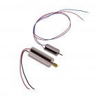 WLtoys V911 Tail Motor + Main Motor voor RC Helicopter - Zilver