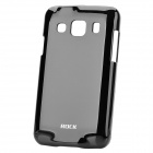 ROCK Protective PC Back Case w/ Screen Protector for Samsung S5690 - Black