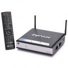EGREAT R180 1080P Network Media Player w/ Dual USB / HDMI / LAN / WiFi - Black (256MB)