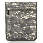 Radiation Proof Protective Inner Pouch Bag for Ipad / Tablet PC - Camouflage green
