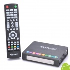 EGREAT R6S Android 2.2 Network Media Player w/ Dual USB / eSATA / LAN / HDMI / - Black (51