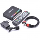 EGREAT R6S Android 2.2 Network Media Player w/ Dual USB / eSATA / LAN / HDMI / - Black (512MB)