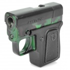 Stylish Cool Gun Style Windproof Gas Lighter - Random Color