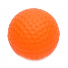 Golf PU Leather Ball for Indoor Practice - Random Color