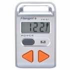 "1.3"" LCD Clip-On Metronome - Silver (1 x CR2032)"