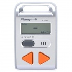 "FLANGER FT-61 1.3"" LCD Guitar Tuner - Silver (1 x CR2032)"