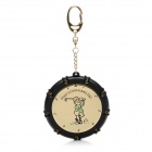 Golf 18-Hole Scorer / Bag Tag with Keychain
