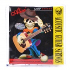 "ALICE A206P 0.28/0.38/0.61/0.81/1.07/1.32mm Strings Set for 40~42"" Acoustic Guitar (6-Set)"