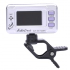 "1.3"" LCD Clip-On Chromatic Tuner (1 x CR2032)"