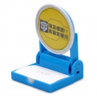 Unique Memo Pad Holder - Blue