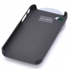 10-in-1 Special Effects Lens and Filter Turret ABS Black Case for iPhone 4 / 4S - Black