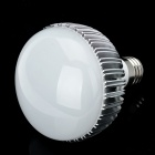E27 12W 1140LM 6000~7000K 12-LED Neutral White Light Lamp Bulb (85~265V)