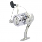 Professional Spinning Fishing Reel - Champagne + Silver