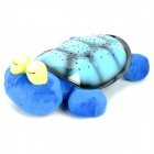 Music Snail Twilight Turtle Light Star Projector Lamp - Blue (3 x AA)