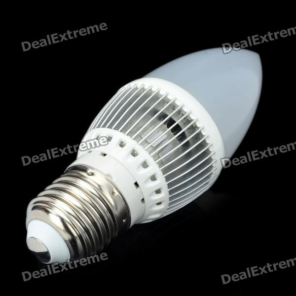 e27 400lm 6000 6500k neutral white 4 led light lamp bulb 4 2w ac 85 265v free shipping. Black Bedroom Furniture Sets. Home Design Ideas