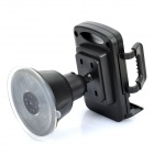 Car Swivel Mount Holder for Iphone 4 / 4S - Black
