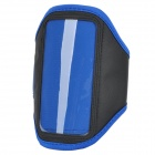 Sports Gym Arm Band Case for Samsung i9250 - Blue