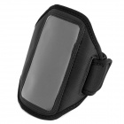 Trendy Outdoor Sports Arm Band for Samsung i9250 - Black