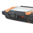 "RESWAY Ultra-Rugged T99 IP57 GSM Cell Phone w/ 2.0"" LCD, Dual SIM, Java and FM - Orange (512MB TF)"