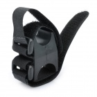 Flashlight Universal Bracket Mount Holder with Velcro