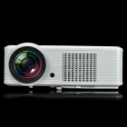 EPS5001H 120W LED Projector w/ Dual-HDMI / VGA / TV-Out / AV for Household - White
