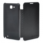 Protective Case Cover for Samsung i9220 Galaxy Note - Black